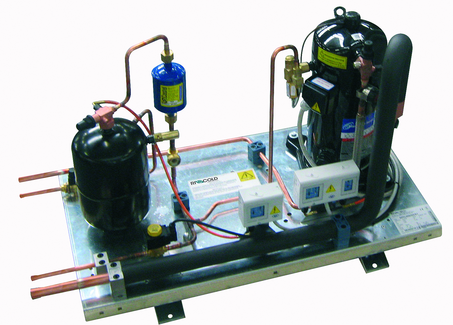 Compressors receiver units - Refrigeration Equipment