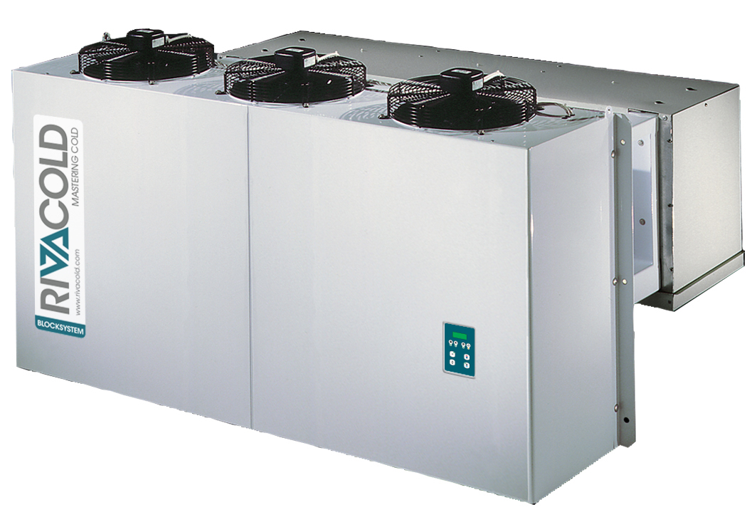 P - Plug-in packaged units for cold rooms