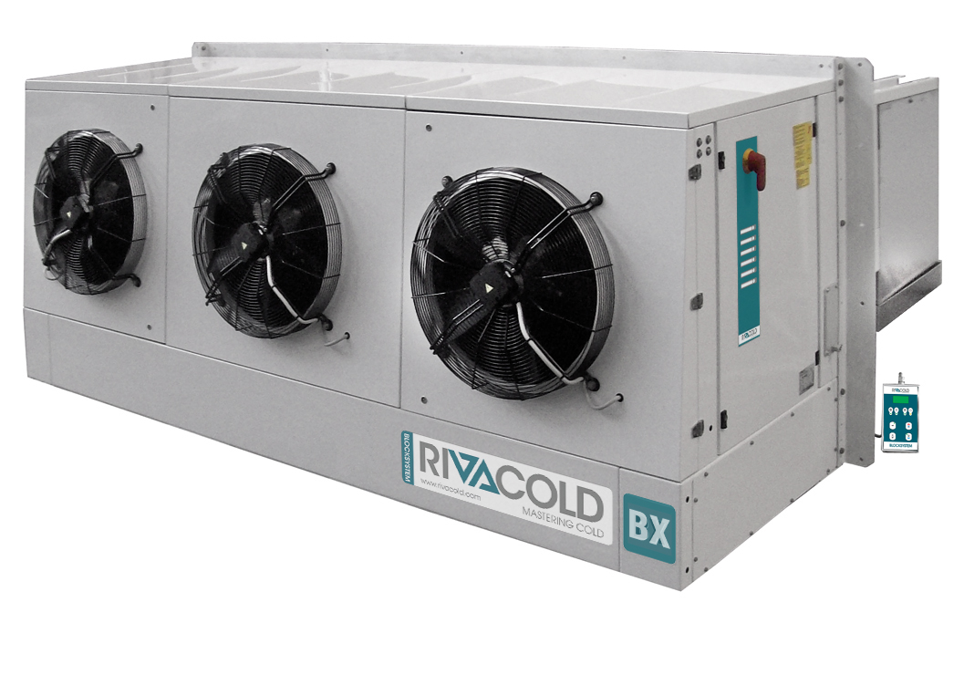BX - Outdoor packaged units