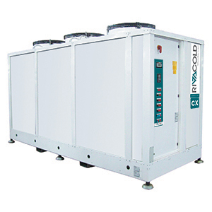CX_F3 - multicompressor pack systems with built-in or remote condenser