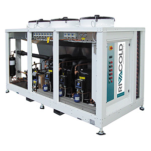 CX_C3 - multicompressor pack systems with built-in or remote condenser and scroll compressors