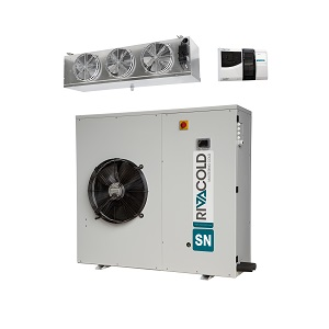 SN - transcritical CO2 split systems for single set application